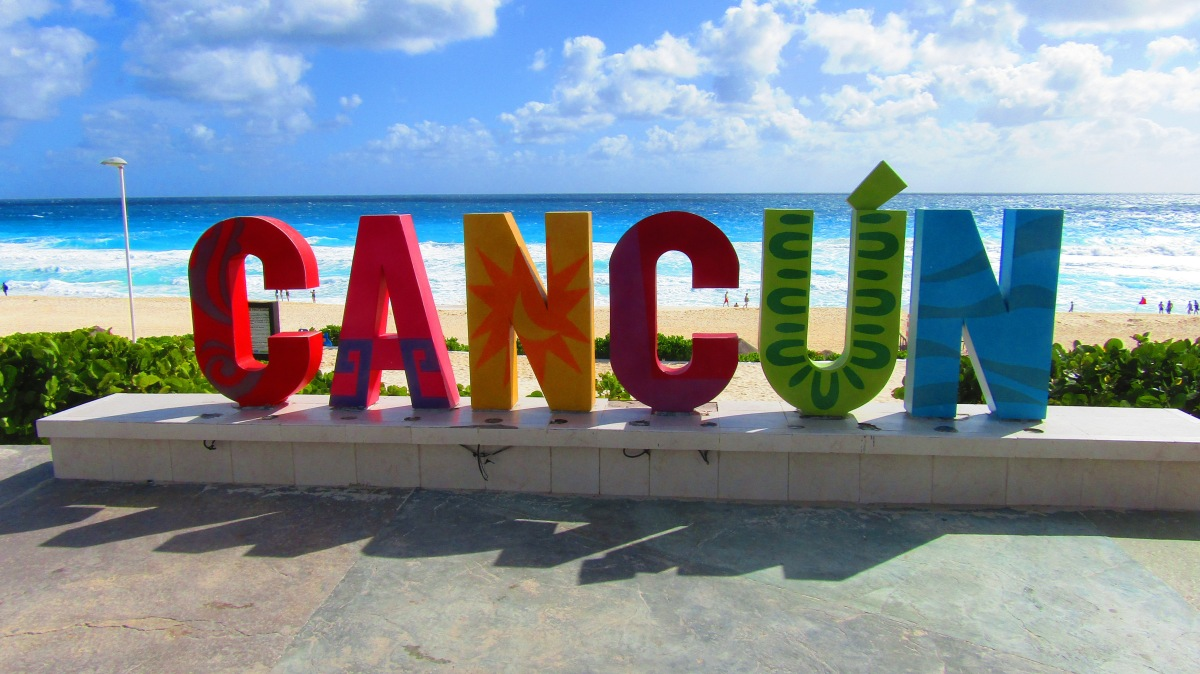 Mi primera aventura en México(Cancún)