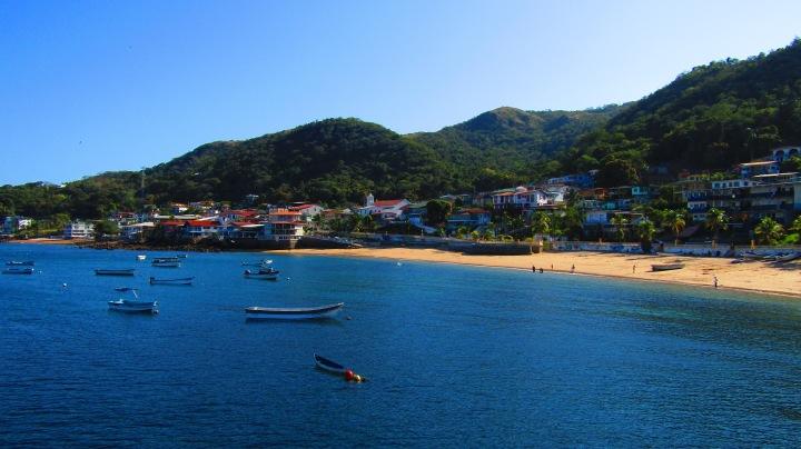 Taboga, la Isla de lasFlores.